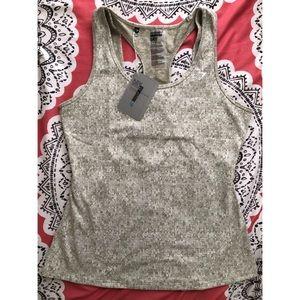 Gymshark Fleur Texture Vest